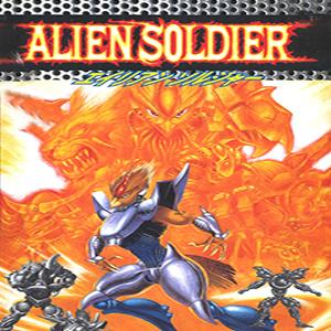 Alien Soldier