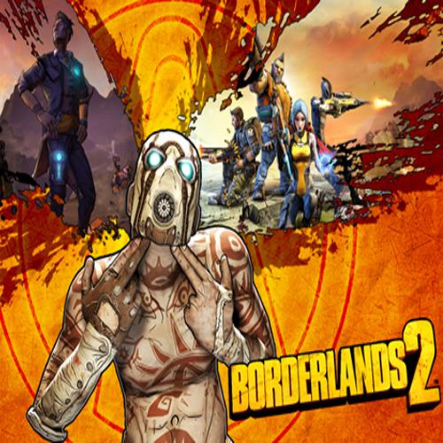 Borderlands 2 Ultimate Vault Hunter Pack 2