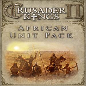 Crusader Kings II African Unit Pack DLC