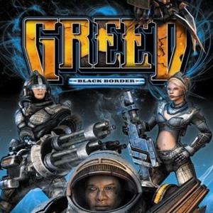 Greed Black Border