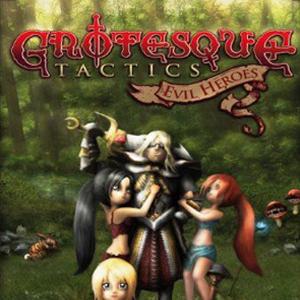 Grotesque Tactics Evil Heroes
