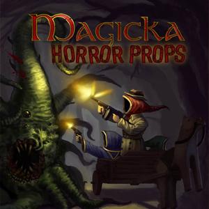 Magicka Horror Props