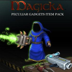 Magicka Peculiar Gadgets