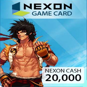 Nexon 20000 NXCash Points