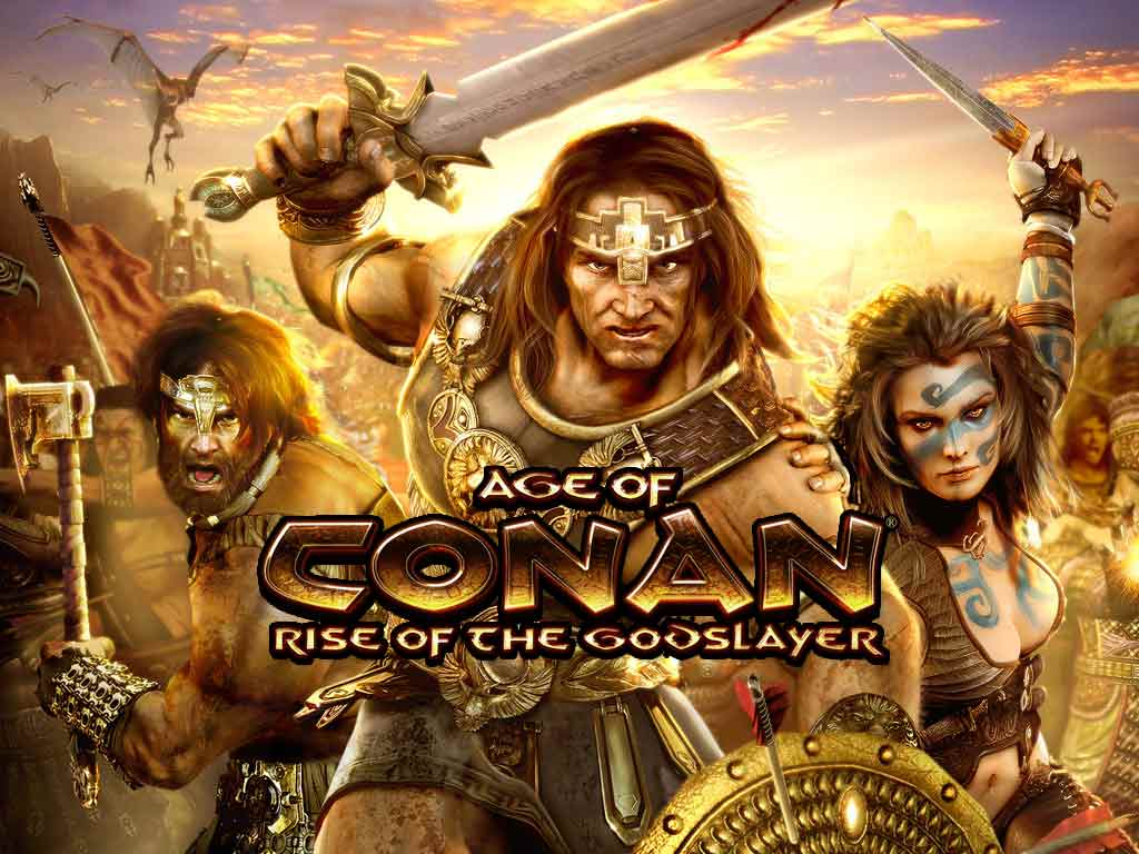 Age of Conan Godslayer