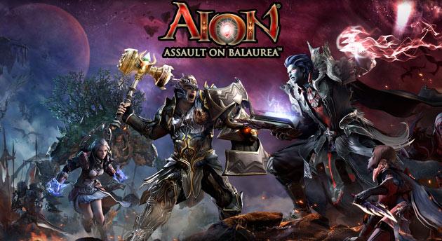 Aion Assault on Balaurea