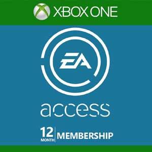EA Access 12 Month Subscription
