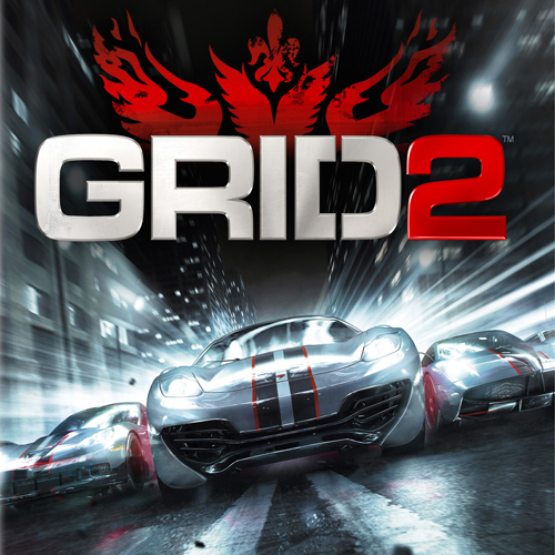 GRID 2 - McLaren Racing Pack DLC