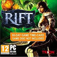 Rift 60 Days