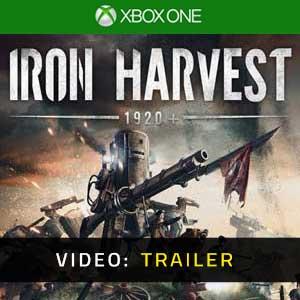 Iron Harvest Xbox One Video Trailer