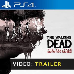 The Walking Dead The Telltale Definitive Series Trailer Video
