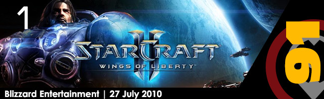 Top PC 10 Strategy Games: StarCraft II: Wings of Liberty