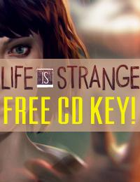 Allkeyshop Giveaway | Life is Strange Free CD Key