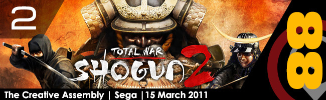 Top 10 PC Strategy Games: Total War: Shogun 2