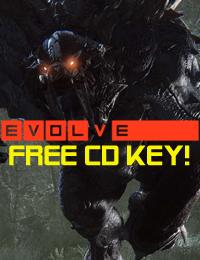 Allkeyshop Giveaway | EVOLVE Free CD Key