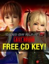 Allkeyshop Giveaway | Dead or Alive 5 Last Round Free CD Key
