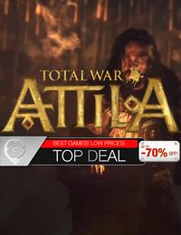 Top Deal | Total War Attila