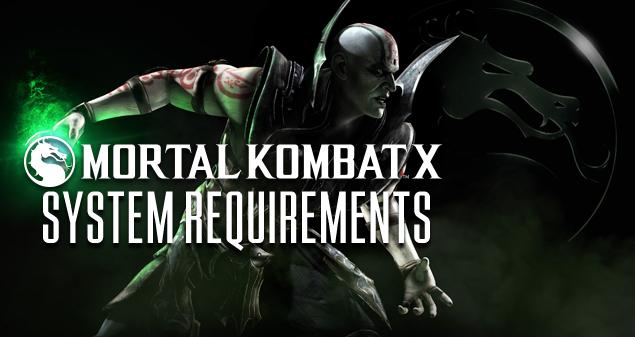 Mortal Kombat X | PC System Requirements