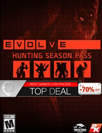 Top Deal | Evolve Hunting Season Pass