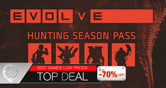 Evolve Hunting Season Pass 0211