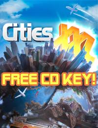 Allkeyshop Giveaway | Cities XXL Free CD Key