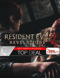Top Deal | Resident Evil Revelations 2