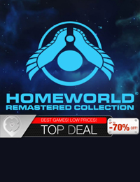 Top Deal | Homeworld Remastered Collection