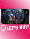 Let's Buy! | The Book of Unwritten Tales 2