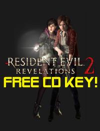 Allkeyshop Giveaway | Resident Evil Revelations 2 Free CD Key