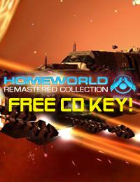 Allkeyshop Giveaway | Homeworld Remastered Collection Free CD Key