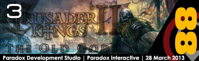 Top PC 10 Strategy Games: Crusader Kings II: The Old Gods