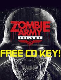 Allkeyshop Giveaway | Zombie Army Trilogy Free CD Key
