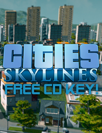 Allkeyshop Giveaway | Cities Skylines Free CD Key