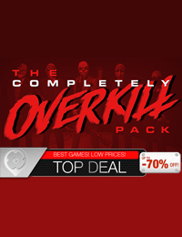 Top Deal | PAYDAY 2: The Completely OVERKILL Pack