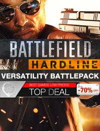 Top Deal   Battlefield Hardline: Versatility Battlepack