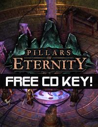 Allkeyshop Giveaway | Pillars of Eternity Free CD Key