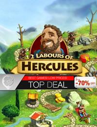 Top Deal | 12 Labours of Hercules