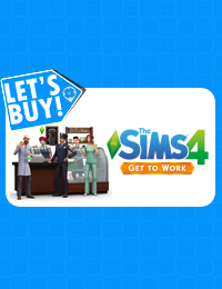 Let's Buy! | The Sims 4: Get to Work