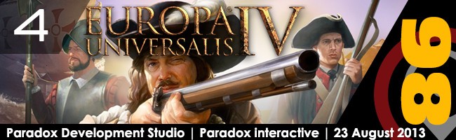 Top PC 10 Strategy Games: Europa Universalis IV