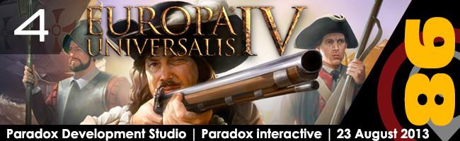 Top PC 10 Strategy Games: Europa Universalis IV