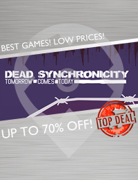 Top Deal | Dead Synchronicity: Tomorrow Comes Today