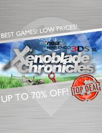 Top Deal | Xenoblade Chronicles 3D (Nintendo 3DS)