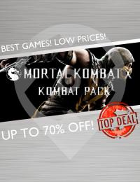 Top Deal | Mortal Kombat X Kombat Pack