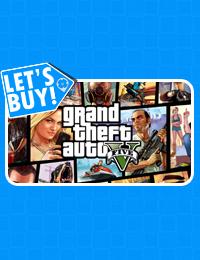 Let's Buy GTA 5!
