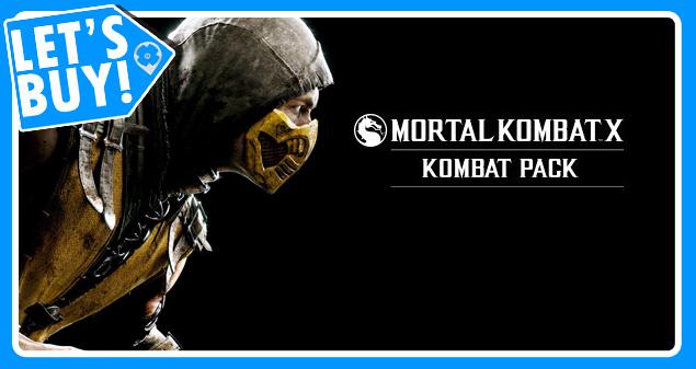Mortal Kombat X Kombat Pack 0413-05