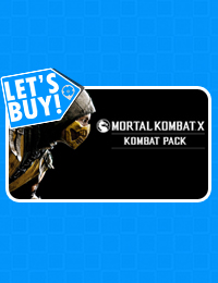 Let's Buy! | Mortal Kombat X Kombat Pack