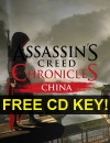 Allkeyshop Giveaway | Assassin's Creed Chronicles China Free CD Key