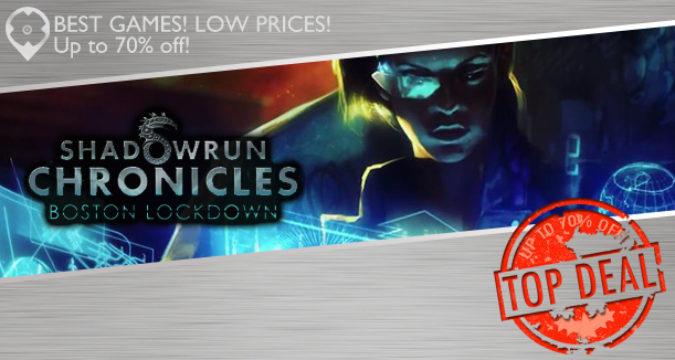Shadowrun Chronicles: Boston Lockdown 0421