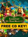 Allkeyshop Giveaway | Elementary My Dear Majesty Free CD Key