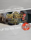 Top Deal | Euro Truck Simulator 2: Scandinavia